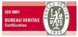 ISO 9001 - Bureau Veritas logo